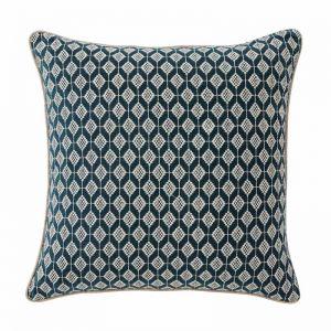 Embla Cushion | Teal