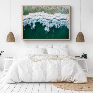 Emerald Dreams | Photographic Art Print by Sharyn Coffee