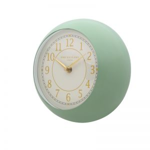 Emily Wall Clock | 21cm | Metal | Sage