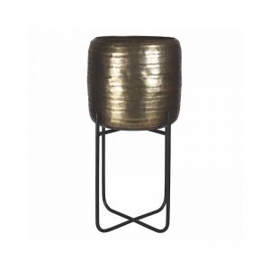 Empire Gold Plant Stand | CLU Living