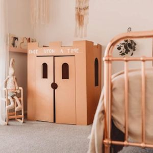Enchanted Castle | Cardboard Cubby