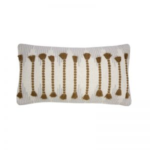 Eradu Rectangle Cushion | Spice