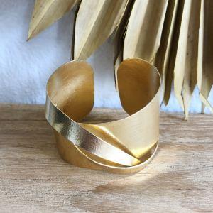 Eris Bracelet Cuff Gold