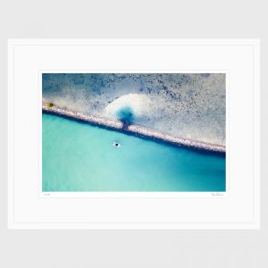 Escape | Limited Edition | Framed Fine Art Print I by Brian Randall