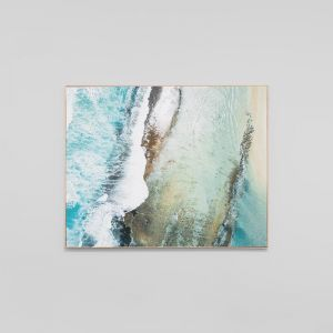 Esperance | Framed Photographic Canvas Print | by Matthew Thomas