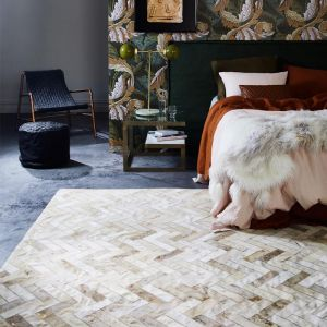 Estrella Rug | Cream | by Art Hide