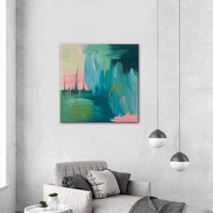 Ethereal | Painting By United Interiors
