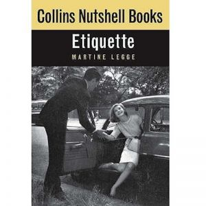 Etiquette | Coffee Table Book