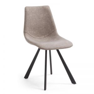 Etta Dining Chair | Taupe