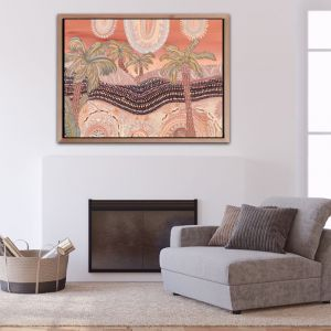 Everyday Is A Holiday   Canvas Print by Aurora Art