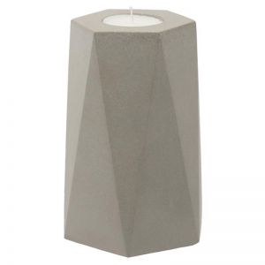 Evo Concrete Tealight Candle Holder Set | CLU Living