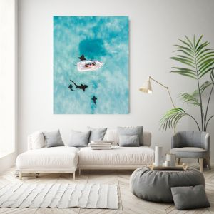 Exposed   Canvas Art by Hoxton Art House