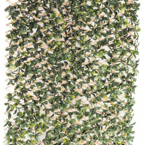 Extendable Laurel Leaf Trellis | 2m by 1m