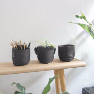 Face Planter Set | Black