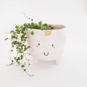 Face Planter | Yellow Hair