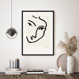 Face | Unframed Art Print