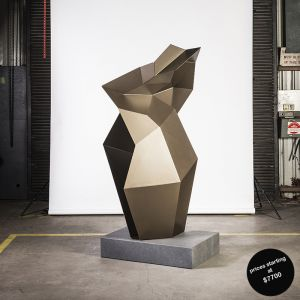 Faceted Untitled No.3 | Sculpture