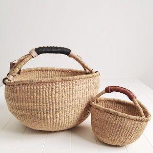 Fairtrade Market Basket | by Collective Sol