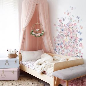 Fairy Garden Wall Sticker by Schmooks