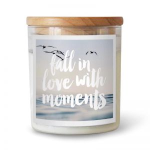Fall In Love with Moments Soy Candle