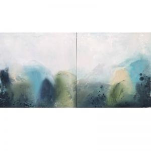 Falling Mist by Kathleen Rhee   Original Artwork   Art Lovers Australia