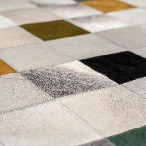 Falling Squares Rug by Art Hide   Verde