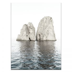 Faraglioni Capri   Canvas or Art Print   Framed or Unframed