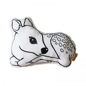 Fawn Cushion by Homely Creatures