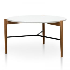 Faye Scandinavian Round Coffee Table