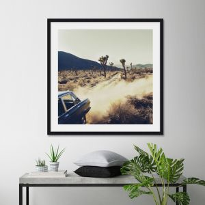 Fear & Loathing | Unframed Art Print