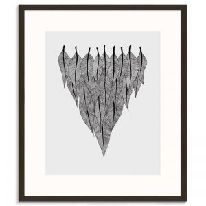 Feather Shield | Ayarti | Canvas or Print by Artist Lane