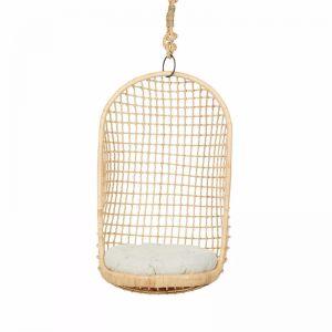 Fenton & Fenton | Rattan Hanging Chair | The Tulum