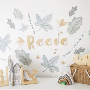 Feuilles/Leaves Decals   Mini