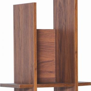 Fico Display Wall Shelf | Walnut | Modern Furniture