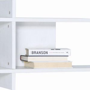 Fico Display Wall Shelf | White | Modern Furniture