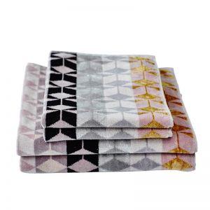 Fidelis Bath Towel Bathroom Makeover Set by Ziporah Lifestyle