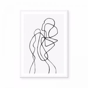 Figuratone   Art Print   By Peytil