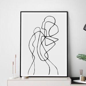 Figuratone by Peytil | Unframed Art Print
