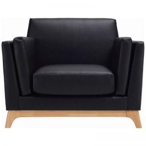 FINN Single Seater Sofa In Espresso