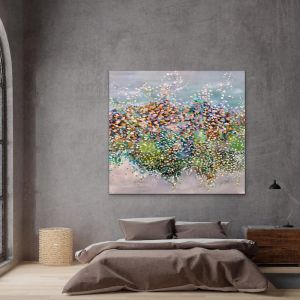 Fireworks of Petals by Theo Papathomas | Bluethumb | Original Artwork