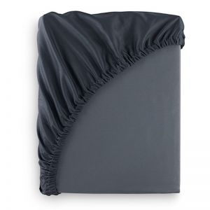 Fitted Sheet & Free Pair Pillowcases | Charcoal