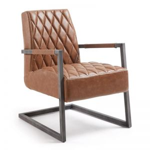 Fitz Armchair | Synthetic Leather