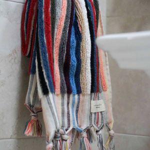 Flamingo Hand Towel | Multicoloured