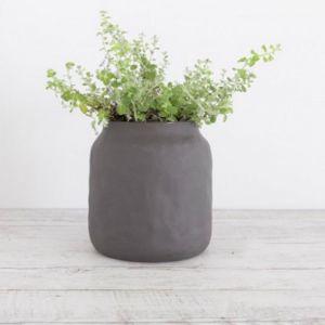 Flax Kitchen Pot - Charcoal