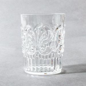 Flemington Acrylic Tumbler | Clear