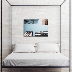 Flinders Lane | Canvas Print | By United Interiors