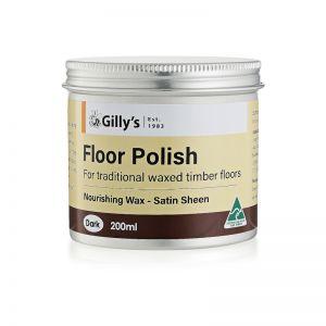 Floor Polish Dark 200ml