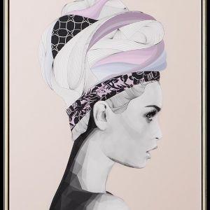 Florence   Blush   Unframed Print by Brent Rosenberg