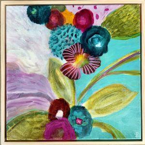 Flourish | Original Artwork by Sue Fantini