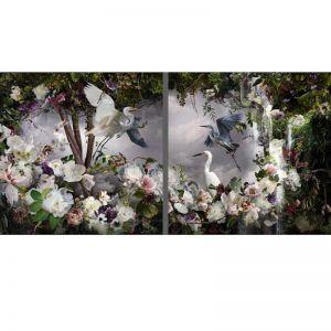 Flourish   Ysabel LeMay   x 2 Prints